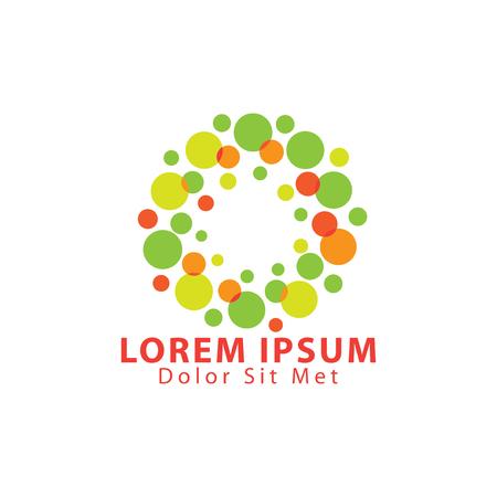 Circle Color Logo