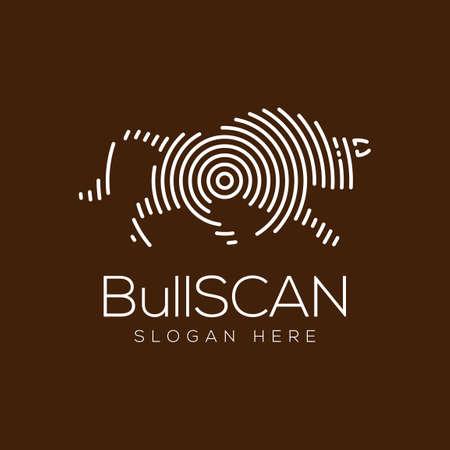 Bull Scan technology element.