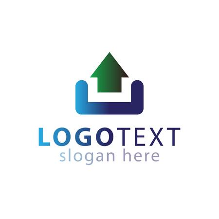 Download Sofa logo icon vector template