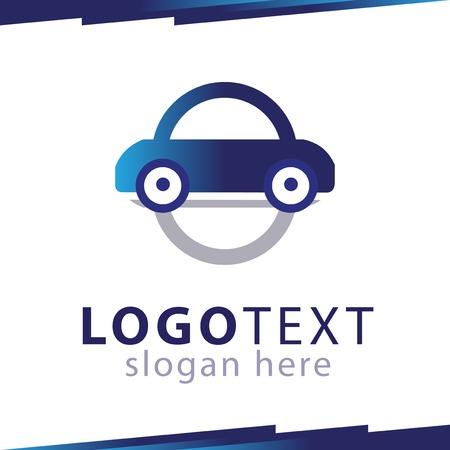 Car logo icon vector template  イラスト・ベクター素材
