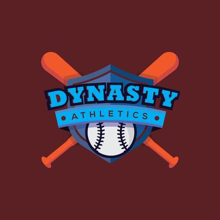 Baseball Sport Logo vector template