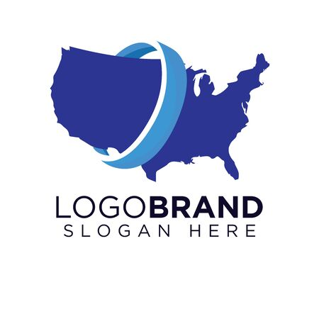 American Global Logo template