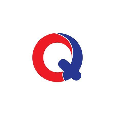 Q Letter Logo Vector template