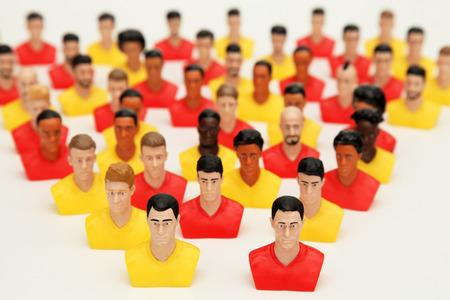 Teamwork people diversity