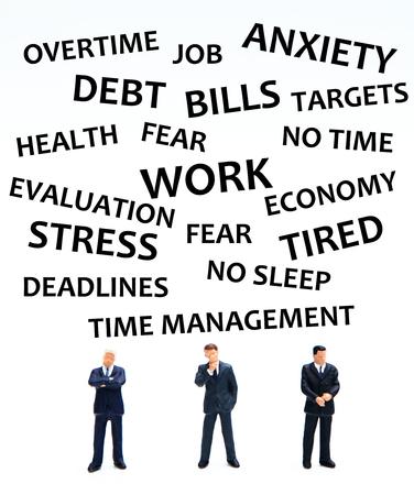 work stress anxiety