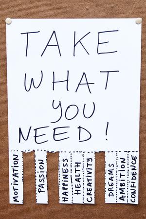 Life needs