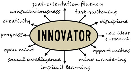 Innovator illustration