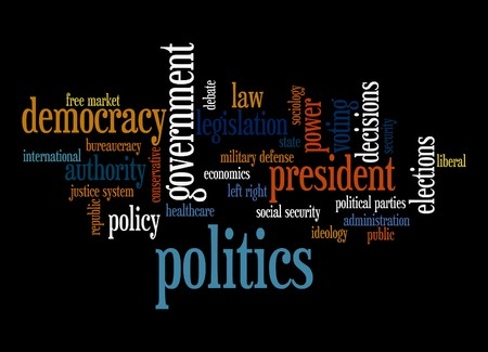 Politics illustration
