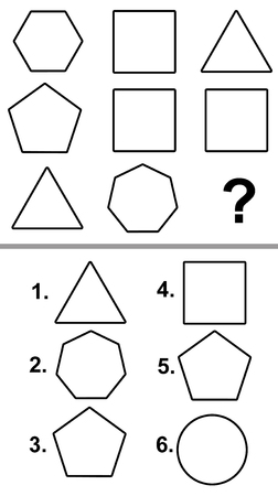 right answer quiz illustration