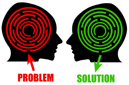 Problem and solution illustration