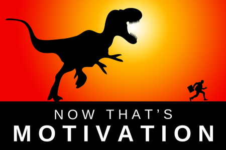 external motivation illustration