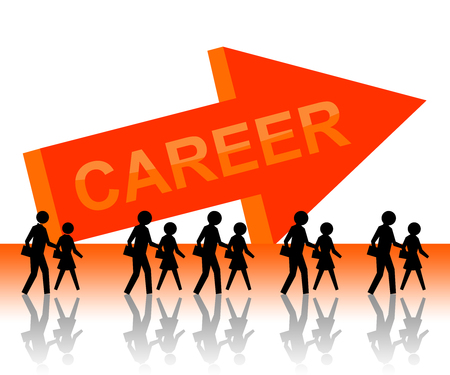 personal career illustration