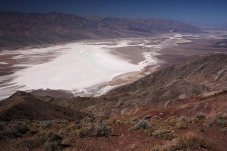 Death Valley desert Stok Fotoğraf