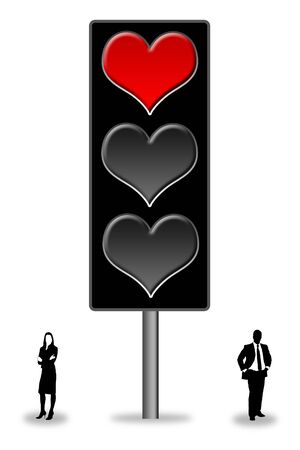 couple problems illustration