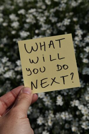 do next