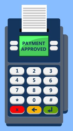 Payment approved illustration