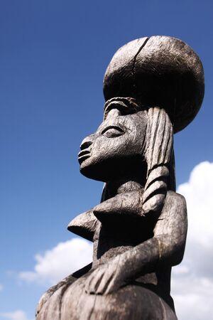 African art 版權商用圖片
