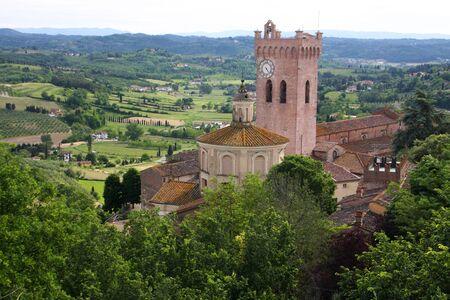 Italian abbey