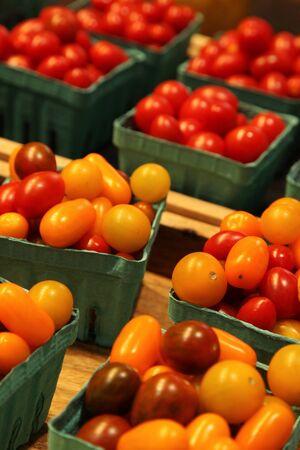 tomato colors 版權商用圖片