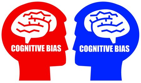cognitive bias illustration