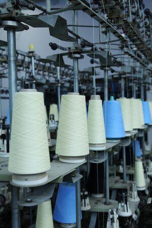 clothes industry 版權商用圖片
