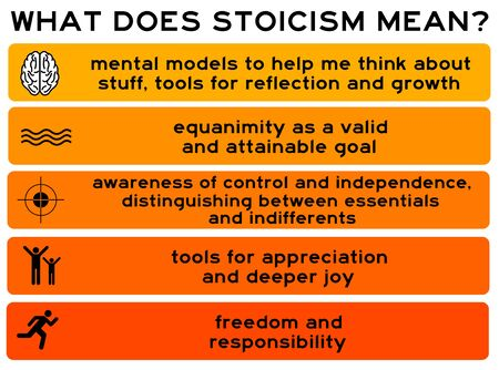 stoicism illustration
