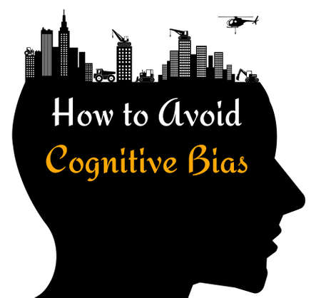 avoid cognitive bias illustration