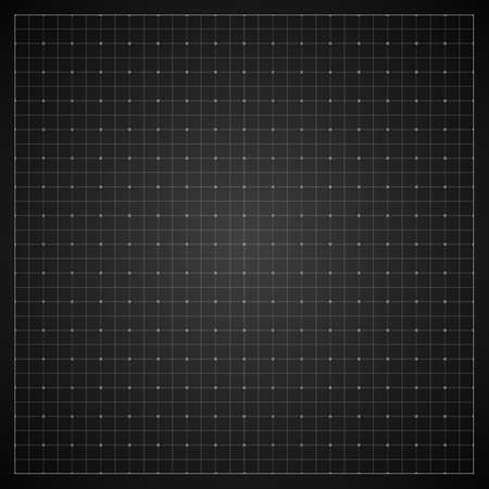 Noir abstrait géométrique modèle fond moderne. Vector illustration.