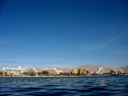 Eilat, Israel Stock Photo