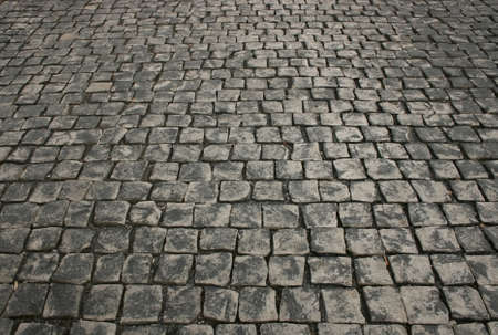 Cobblestone Street photo