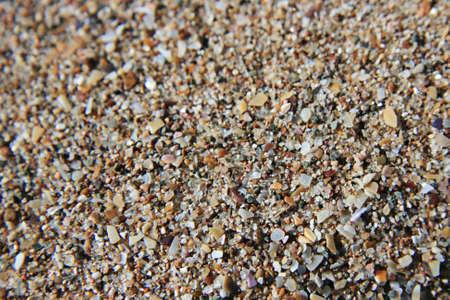 Sand-Close Up