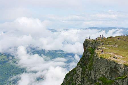 Highlands Of Trabzon, Turkey Stock Photo