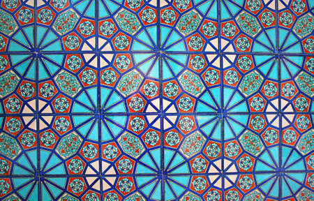 Turkish Wall Tile photo