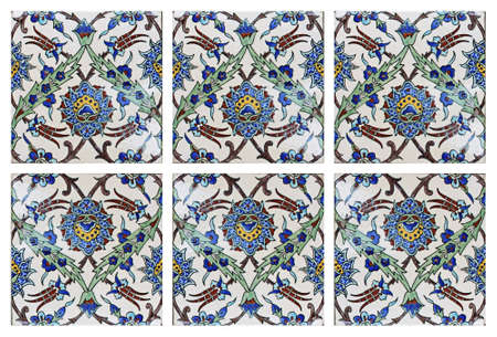 Turkish Wall Tiles photo