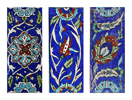 Turkish Wall Tiles,Collage