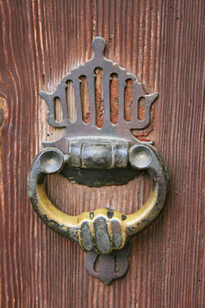 Antique Door Knocker photo