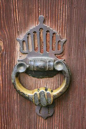 doorknocker: Antique Door Knocker