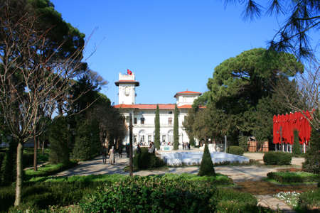 felicity: Khedive Palace in Istanbul,Turkey