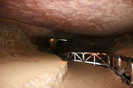 cal: The Cal Cave in Trabzon Turkey Stock Photo