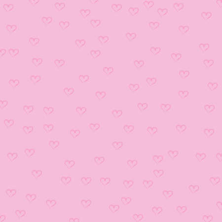 90: Mini hearted note paper,illustration Stock Photo