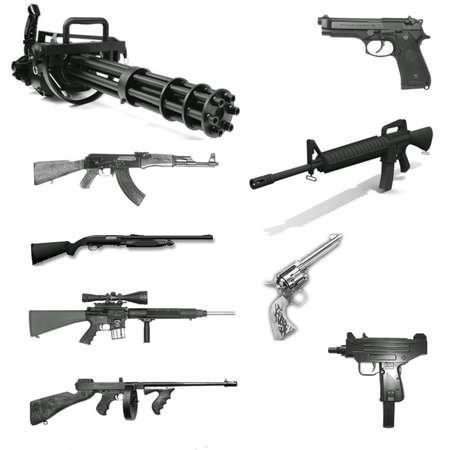Weapon set photo