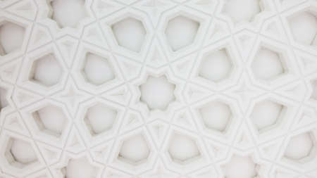 Oriental marble pattern Stock Photo