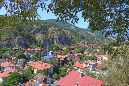 Historical Mudurnu Town in Bolu, Turkey
