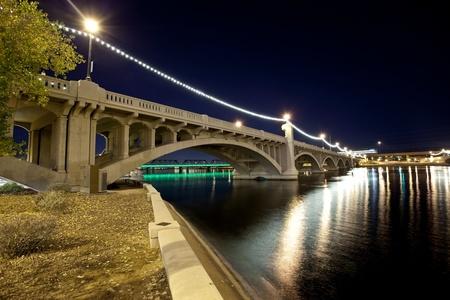 テンペ アリゾナ州橋