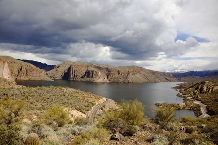 state of arizona: Canyon Lake Arizona