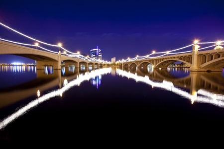 Tempe Arizona Bridges photo