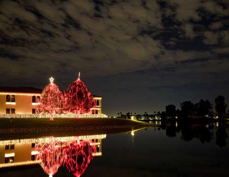 scottsdale: Christmas Decorations in Scottsdale Arizona