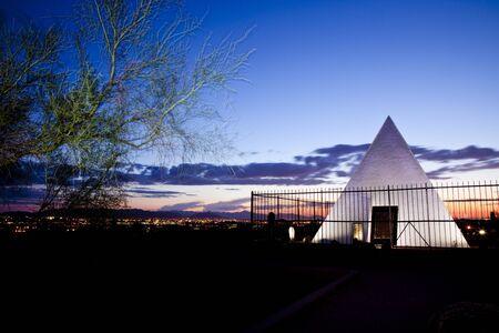 governor: Governor Hunt Tomb Tempe Arizona