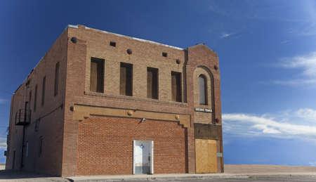 freemason: Abandoned Freemason Temple