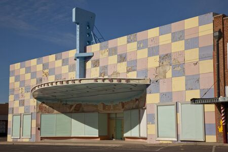 Abandoned Department Store Stock Photo - 12044127